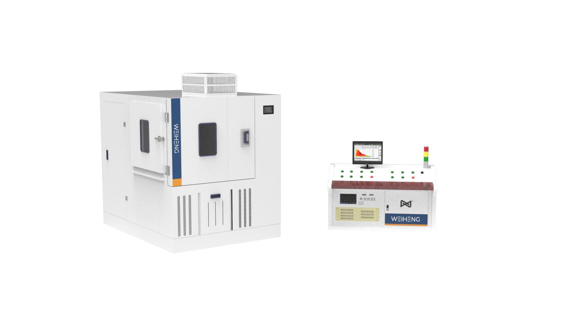 电机性neng测试系统的特点